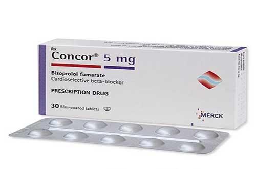 Thuốc Concor có tác dụng gì