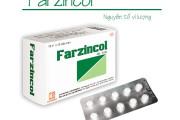 Thuốc Farzincol là gì? Tác dụng của thuốc Farzincol như thế nào?